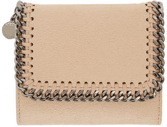 Stella McCartney Pink Small Falabella Wallet