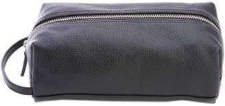 at Gilt Royce Pebbled Leather Compact Toiletry Bag 86a3e934e2e84