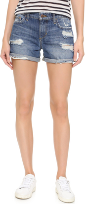 Joe's Jeans Collector's Edition Rolled Shorts $138 thestylecure.com