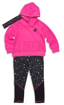 Body Glove Little Girl's Three-Piece Activewear Set