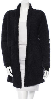 Inhabit Wool-Blend Open Front Vest w/ Tags $95 thestylecure.com