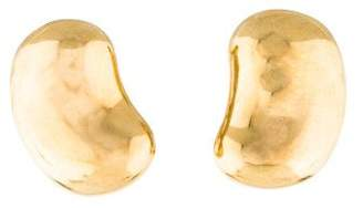 Tiffany & Co. Bean Earclips