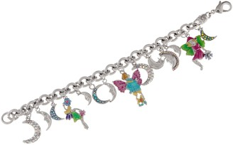 Kirks Folly Moonlight Fairy's Charm Bracelet