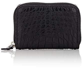 Barneys New York MEN'S ZIP-AROUND WALLET
