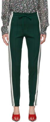 Etoile Isabel Marant Green Dario Lounge Pants