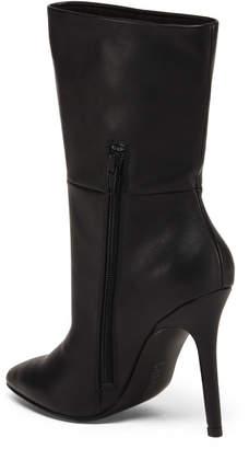 Stiletto Heel High Ankle Booties