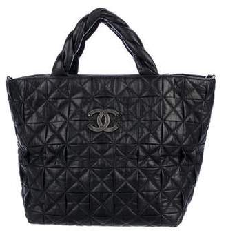 Chanel Origami Leather Tote