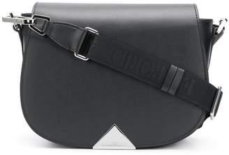 Emporio Armani Ea7 rounded shape shoulder bag