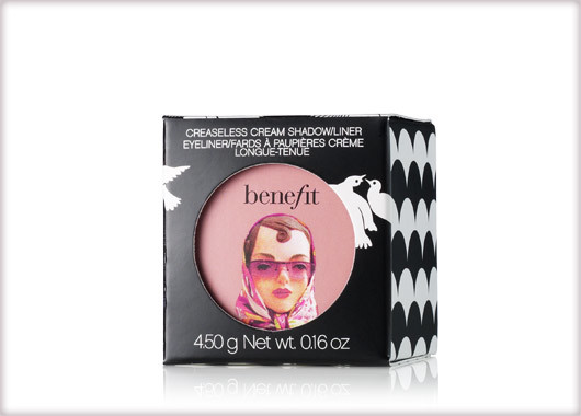 Benefit Creaseless Cream Eyeshadow/Liner Cream Shadow/Liners That Stay Put!