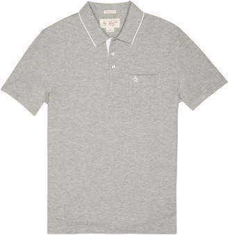 Original Penguin SOLID PIQUE POLO