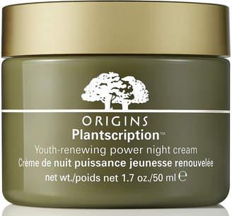 Origins PlantscriptionTM Youth-Renewing Power Night Cream 50ml