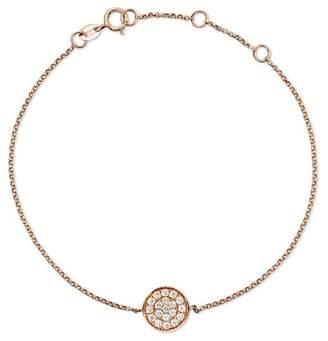 Bloomingdale's Diamond Disc Bracelet in 14K Rose Gold, .25 ct. t.w.
