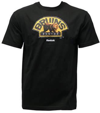 Reebok Boston Bruins Face-Off High End Mascot T-Shirt