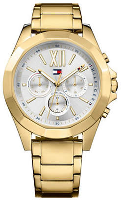 Tommy Hilfiger Chelsea Goldplated Quartz Watch