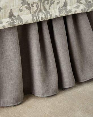 Sherry Kline Home Vanessa Ruffled Queen Dust Skirt
