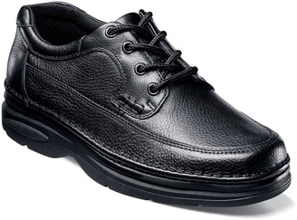 Nunn Bush Cameron Mens Moc Toe Casual Oxford Shoes