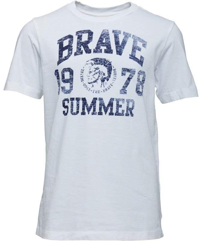 Boys Tiara T-Shirt White