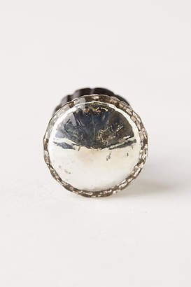 Anthropologie Simmered Glass Knob