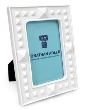 Jonathan Adler Charade Studded Frame 4 x 6