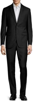 Ted Baker No Ordinary Joe Peak Lapel Wool Suit