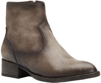 Frye Brooke Short Leather Bootie