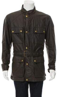 Belstaff Coated Roadmaster Jacket w/ Tags