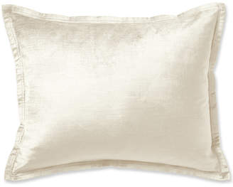 "Donna Karan Rhythm Ivory 16"" x 20"" Decorative Pillow Bedding"