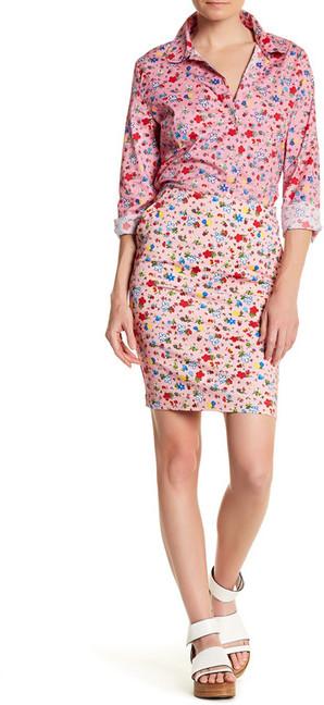 Love MoschinoLOVE Moschino Turbino Printed Skirt