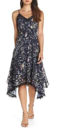 Foxiedox Carolina Floral Midi Dress
