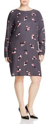 Junarose Plus Hyben Zeenan Floral Dress