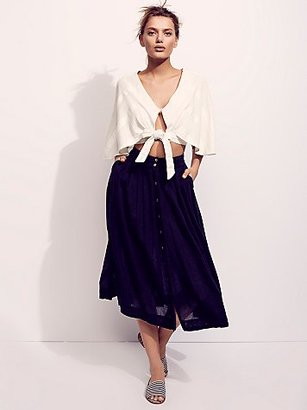 This That Skirt by Free People $88 thestylecure.com