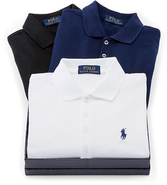 Polo Ralph Lauren Skinny Stretch Polo Gift Set $345 thestylecure.com
