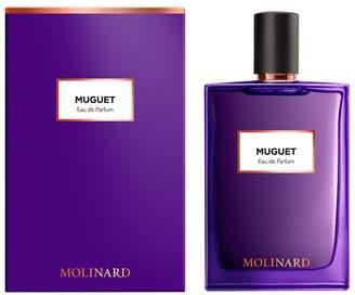 Molinard 1849 Parfumeur Muguet, Lily Of The Vallet Eau De Parfum, 2.5 Oz.
