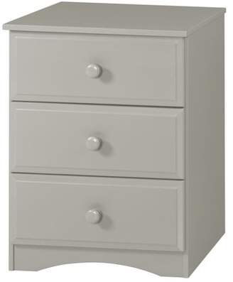 Camaflexi Essentials Three Drawer Narrow Chest - Multiple Finishes