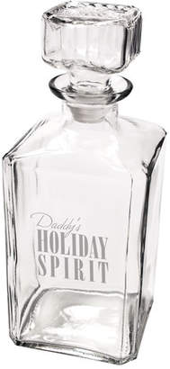 Cathy's Concepts Cathys Concepts Dad's Holiday Spirit Decanter