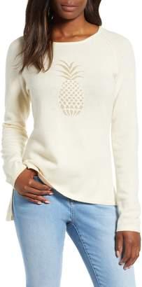 Tommy Bahama Seran Pineapple Sweater