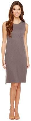 Lilla P Midi Pocket Tank Dress Women's Dress