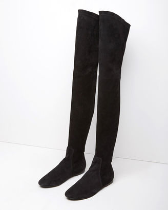 Isabel Marant Étoile  Brenna Over-The-Knee Boot $1,030 thestylecure.com