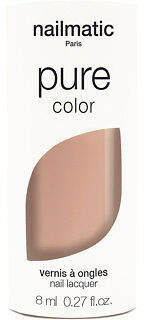 BEIGE NEW Nailmatic : Pure Color Aida - Medium Women's by Until
