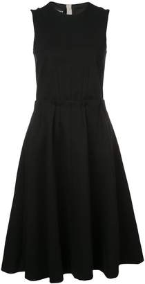 Rochas Nebba flared dress