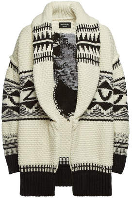 Zadig & Voltaire Ella Mawc Cardigan with Wool