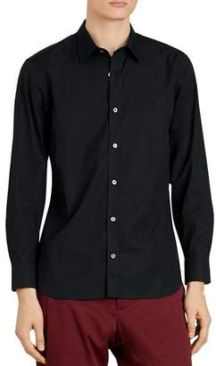 96000ebd Burberry Black Men's Longsleeve Shirts - ShopStyle