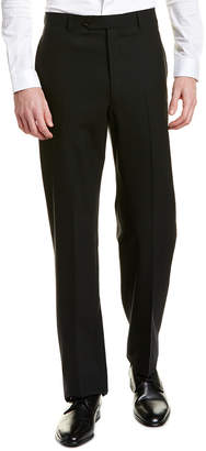 Brooks Brothers Madison Fit Wool-Blend Flat Front Trouser
