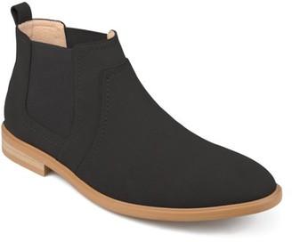 Territory Men's Faux Suede Chelsea Boots