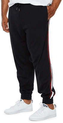 Co THE FOUNDRY SUPPLY The Foundry Big & Tall Supply Mens Athletic Fit Track Pant-Big and Tall