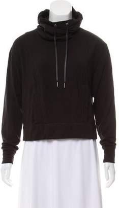 Helmut Lang Turtleneck Long Sleeve Sweatshirt