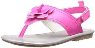 Carter's Girls Nina2 Flower Fashion Sandal