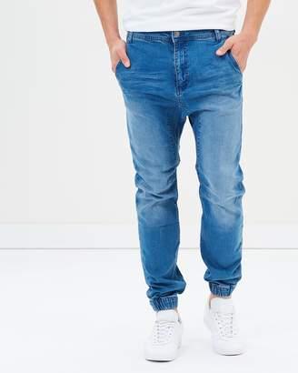 Cotton On Slim Denim Jogger Pants