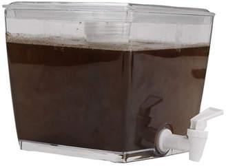 Mind Reader Cold Brew Beverage Dispenser, Brewed Iced Coffee Maker