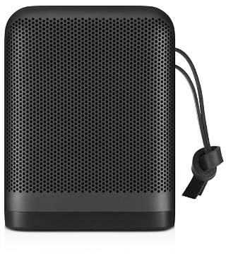B&O PLAY by BANG & OLUFSEN B&O Beoplay P6 Black Wireless Speaker